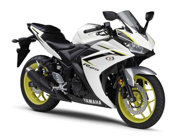 YZF-R25(ヤマハ)のバイクを探す...